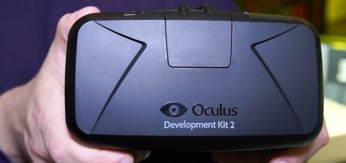 Первая смерть в виртуальной реальности Oculus Rift уже скоро
