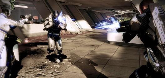 Новые скриншоты Mass Effect 3