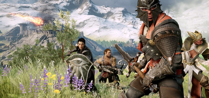 В Dragon Age: Inquisition будет кооператив на 4 игрока