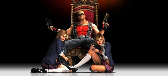 Системные требования Duke Nukem Forever
