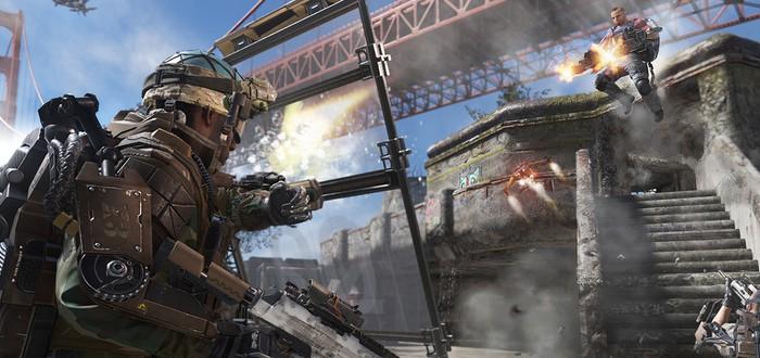 Мультиплеерный трейлер Call of Duty: Advanced Warfare – снабжение