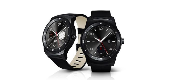 """LG показала свои """"умные"""" часы"""