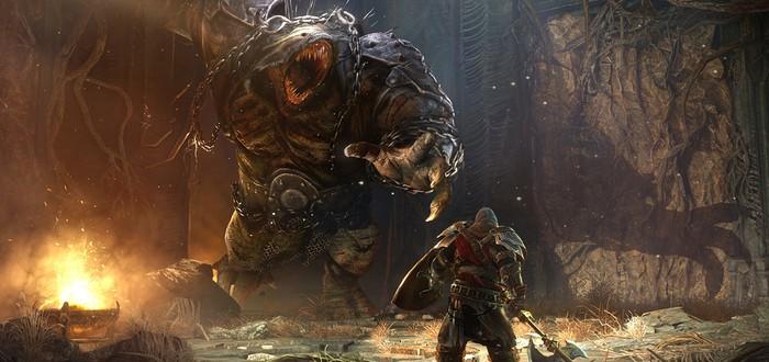 Пара новых скриншотов Lords of the Fallen