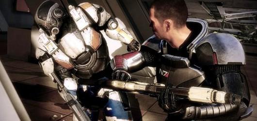 Mass Effect 3 откладывается на 2012-й