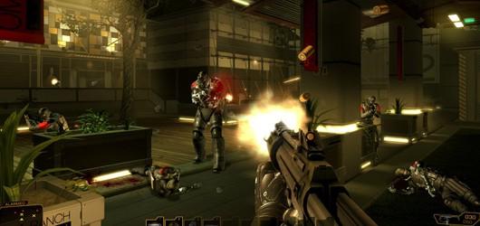 Скриншоты PC версии Deus Ex: Human Revolution