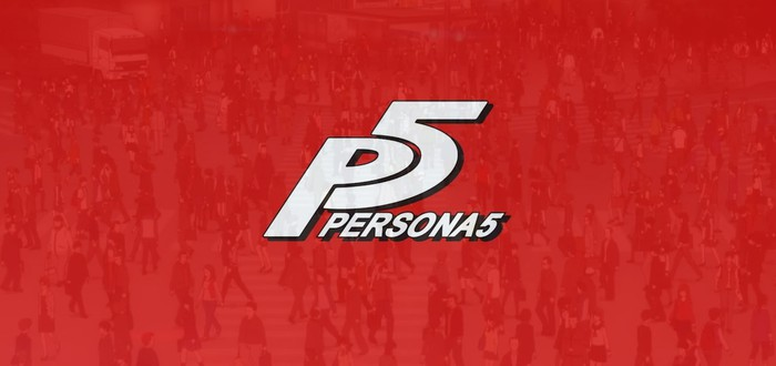 Трейлер Persona 5 - релиз на PS4