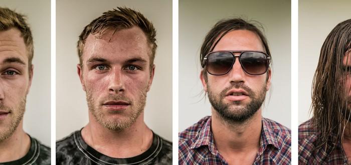 Музыканты – до и после выступления