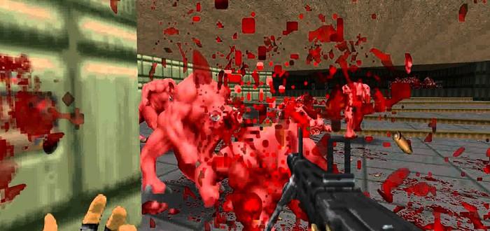 Brutal Doom стал еще кровавей