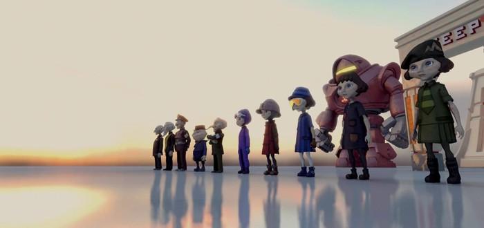 Шикарная технология освещения PS4-эксклюзива The Tomorrow Children