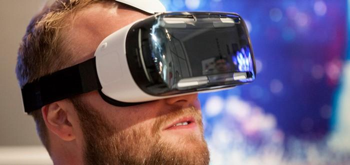 Oculus Rift и Samsung представили Gear VR
