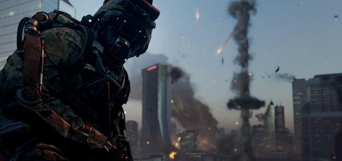 Разработчик CoD: Advanced Warfare назвал игру лучшей в своей жизни