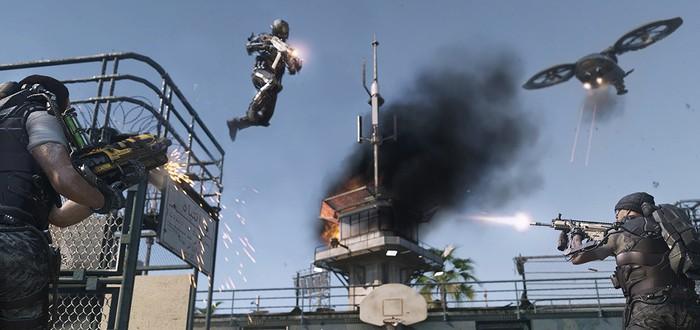 7 минут мультиплеерных особенностей Call of Duty: Advanced Warfare