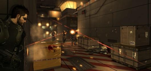 Deus Ex: Human Revolution с поддержкой 3D и DirectX 11