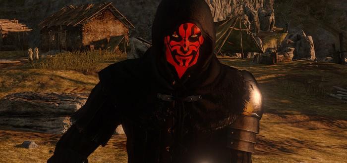 Дарт Мол в Dark Souls 2
