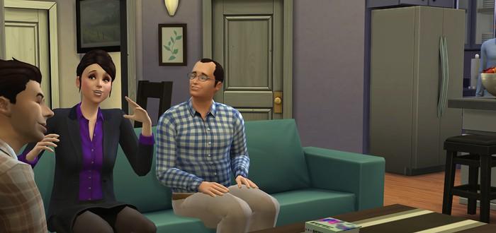 Фанат воссоздал квартиру Джерри Сайнфелда в Sims 4