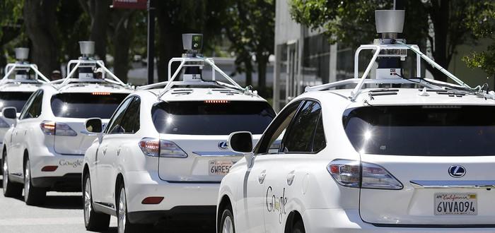 Google использует работников NASA для тестирования умных машин
