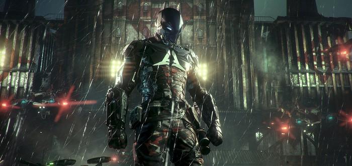 Batman: Arkham Knight откладывается до лета 2015