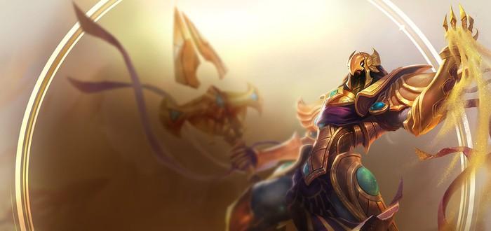Первое обновление лора League of Legends – Пески пустыни Шурима