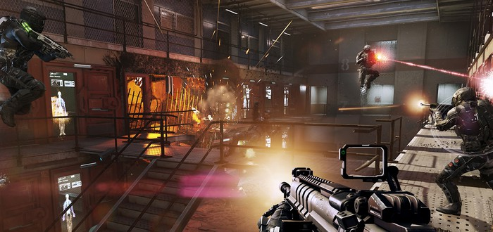 Трейлер Call of Duty: Advanced Warfare – способности экзо-скелета