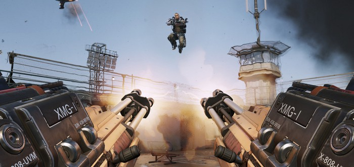 Новый режим Call of Duty: Advanced Warfare – Momentum