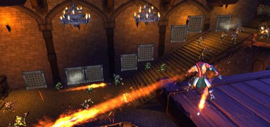 Orcs Must Die – новый экшен/защита базы