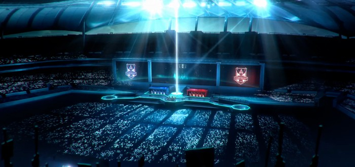 Реклама League of Legends World Championship – красиво, но не то что нужно