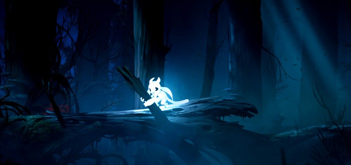 10 минут Ori and the Blind Forest