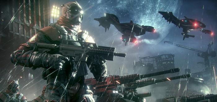 Графические технологии Nvidia в: Witcher 3, Far Cry 4, AC: Unity, Arkham Knight