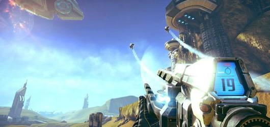 Первые скрины Tribes: Ascend