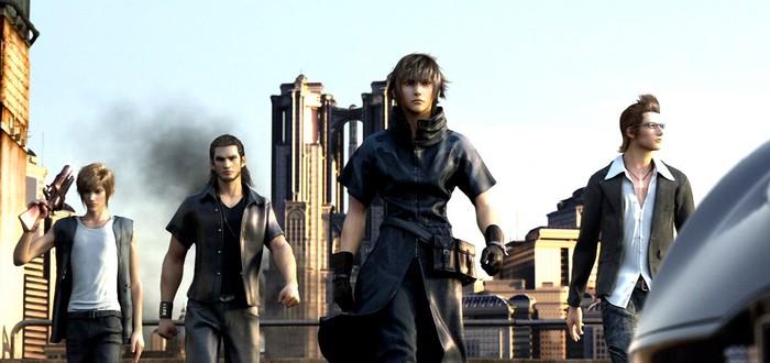 Детали демо Final Fantasy 15