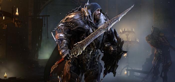 Xbox One не тянет Lords of the Fallen в 1080p