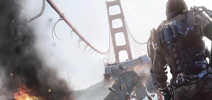 Инсайдер: с версией Advanced Warfare на Xbox One большие проблемы