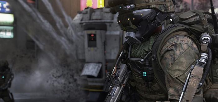 Детали кооперативного режима Call of Duty: Advanced Warfare