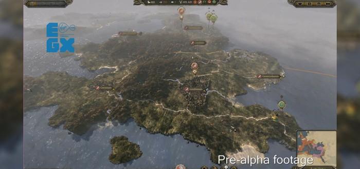 Новая игра Total War представит империю Аттилы гунна