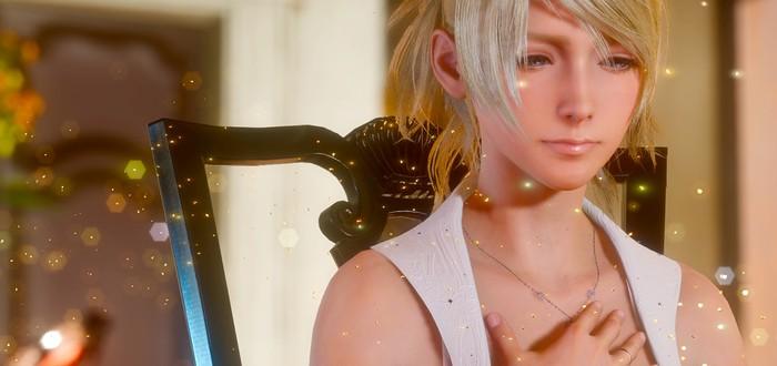 Новые скриншоты Final Fantasy XV