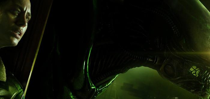 Расширенная реклама Alien: Isolation