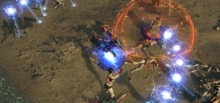 В Path of Exile играет 7 миллионов человек