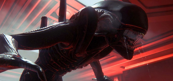 18 минут геймплея Alien: Isolation