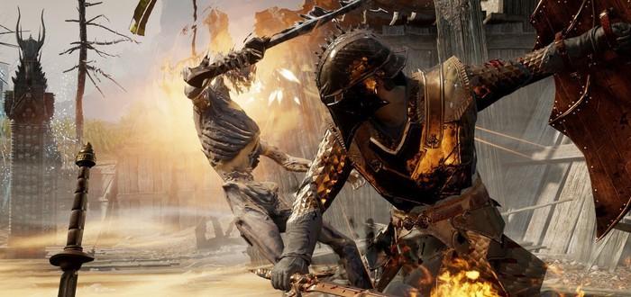 Новый трейлер Dragon Age: Inquisition о создании персонажа
