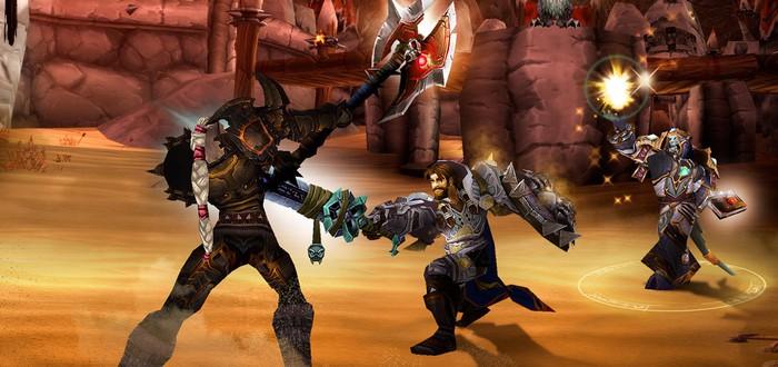 Blizzard: сейчас матчи по WoW сложно смотреть