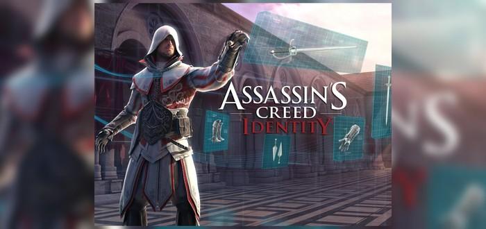 Анонс и релиз нового Assassin's Creed на iOS