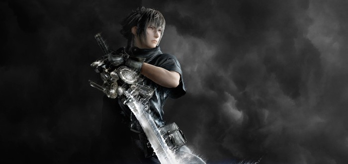 Новое видео боевой системы Final Fantasy 15