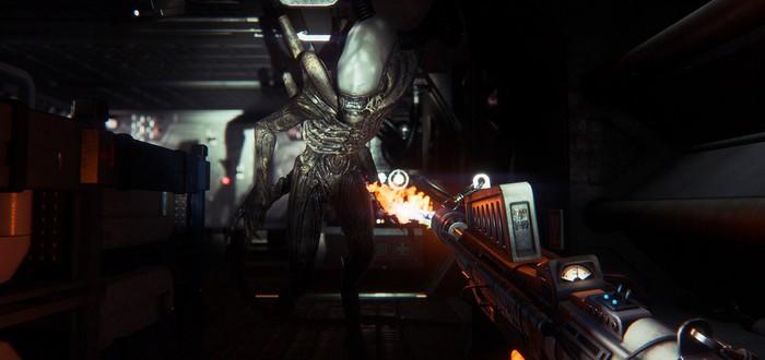 Релизные скриншоты Alien: Isolation