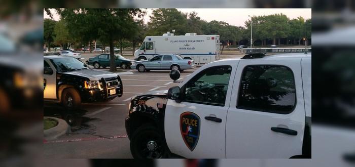 Неизвестные сообщили о бомбе на парковке Gearbox Software