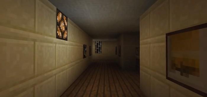 Silent Hills P.T. воссоздан в Minecraft