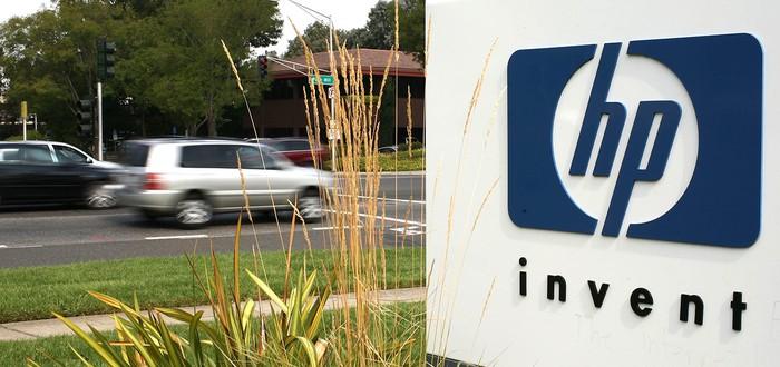 HP разделяется на две компании