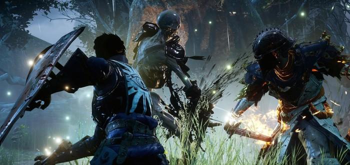 Геймплей Dragon Age: Inquisition с PC на максимальных настройках графики