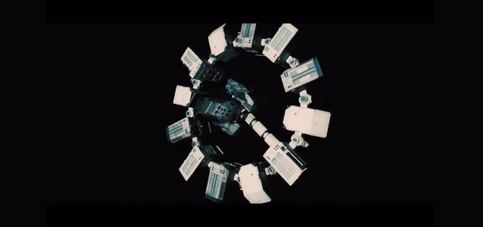 Корабль из Interstellar в Oculus Rift