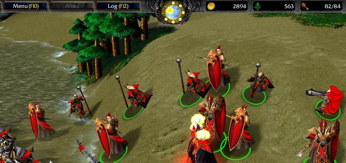 Blizzard может перевыпустить Warcraft 3