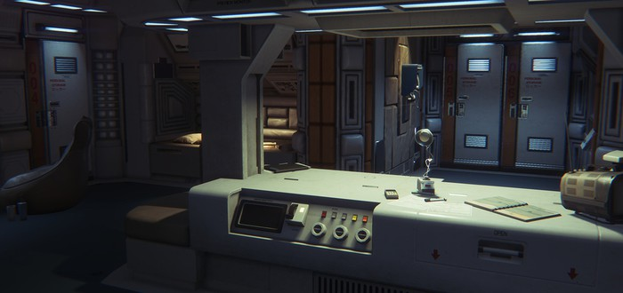 Сравнение графики Alien: Isolation – Low vs. Ultra